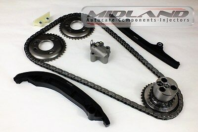 FORD TRANSIT TOURNEO 2.2 TDCi 16V ENGINE TIMING CHAIN KIT TENSIONER GEARS *NEW*