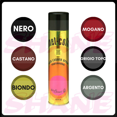 Helen Seward Finet Color Lacca Colorata Capelli Riflessante Riscrescita - 400 Ml