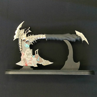 Dragon Axe W/stand
