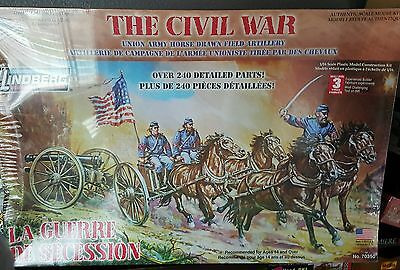 Lindberg 1:16 The Civil War La Guerre DE Secession #70350*