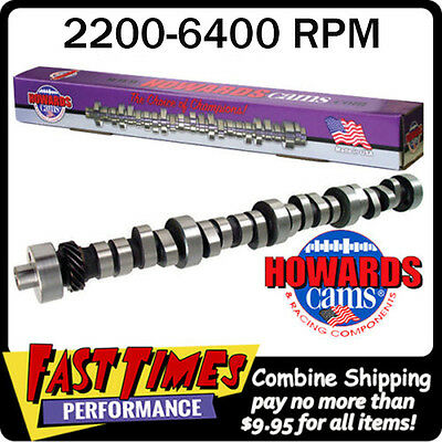 HOWARD/'S SBC Small Chevy Retro-Fit Hyd Roller 286//294 530//545 110° Cam Camshaft