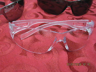 NEW ---- ULINE  Protective Eyewear/Safety Glasses (Clear)