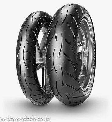 Metzeler Sportec M5 Interact 150/60R17 110/70R17 tyre set H-rated