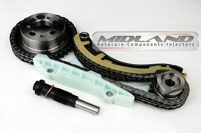 FORD S-MAX GALAXY MONDEO MK4 1.8 TDCi DIESEL FUEL PUMP TIMING CHAIN KIT *NEW*