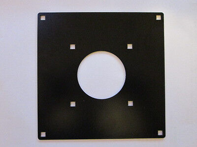 """New  2 1/4"""" Arcade Trackball Mounting Plate for LED PS2  trackballs Mame"""