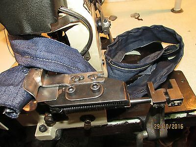 Union Special 43200 G Style (43200h)  Denim Hemming Machine Roping effect