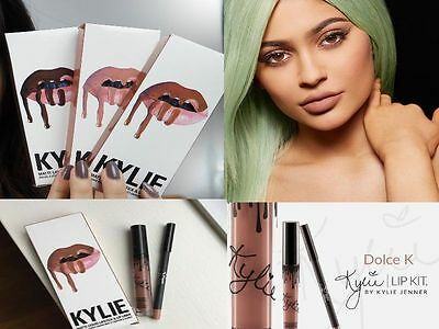 Kylie Jenner LipKit DOLCE K,CANDY K, TRUE BROWN, MARY JO, POSIE, ALL SOLD OUT