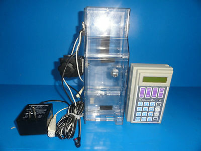 Hospira-Abbott Pain Manager  APM W/Case,Clicker,Adapter (2882 )