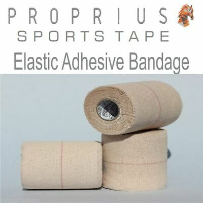 6x75mmx4.5EAB Elastic Adhesive Bandage,Sports,Rugby,Shoulder,Vet,Strapping Tape