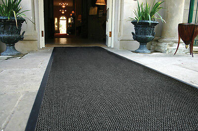 Commercial Washable Anti Slip Rubber Office Shop Home Floor Protection Door Mat