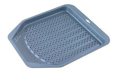 Swift Faringdon Collection Bakers Pride Non-Stick Oven Chip Tray Carbon Steel...