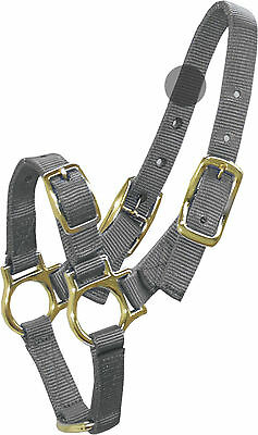 Bainbridge Sheep & Goat Halter Black