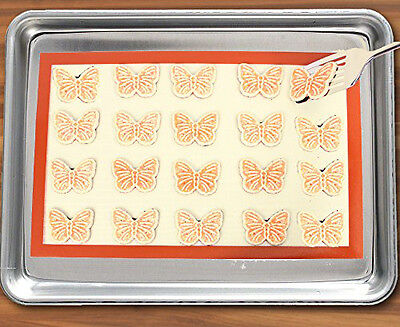 Silicone Baking Sheet Liner Non Stick Oven Safe Heat Resistant Mat Large Small