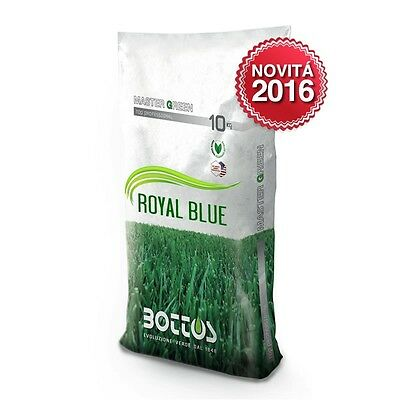 Semi per tappeto erboso BOTTOS ROYAL BLUE PLUS - Kg 10 Novità!!!