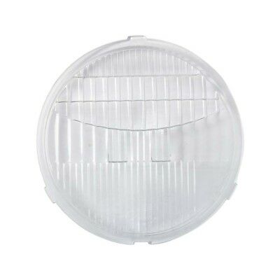 Model A Ford Headlight Lens - Glass - With Ford Script - 8-1/2 28-21033-1