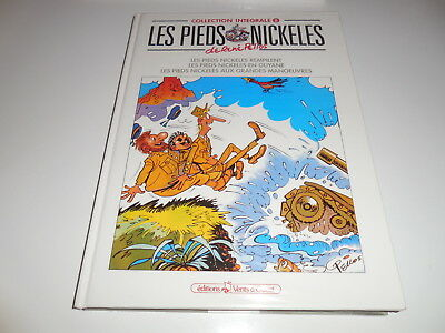 Eo Integrale Les Pieds Nickeles Tome 8/ Tbe