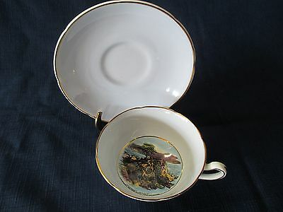 Royal Grafton MIDWAY POINT Carmel by the Sea Cup and Saucer