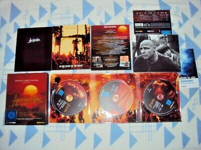 Apocalypse Now - Full Disclosure [Blu-ray] [  3 - DISC  Deluxe Edition]