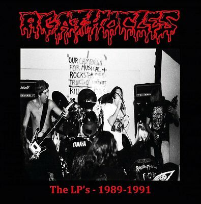 5x AGATHOCLES - THE LP´s 1989-´91 LP, wholesale !!, denak, archagathus