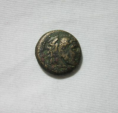 Kings Of Macedon. Ae 18, Alexander Iii The Great, 336-323 Bc. Heracles.