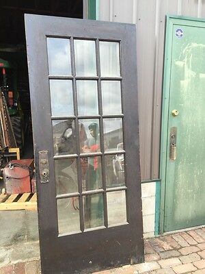 Ar 32 Antique French Style Beveled Glass Entrance Door 36 Inch