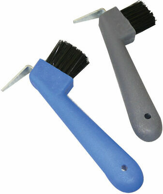 NEW animal Hoof Pick with Brush for Horses Cows Donkeys