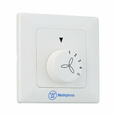 Westinghouse Wall Control Unit Ceiling Fans White Westinghouse 7880040