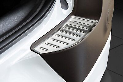 stainless steel boot sill protection for Citroen C4 Cactus off Built 2014