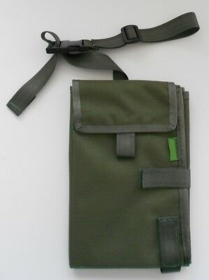 Tactical Military battle tested Waterproof Map & Document Case BDU  Pouch 18,5""