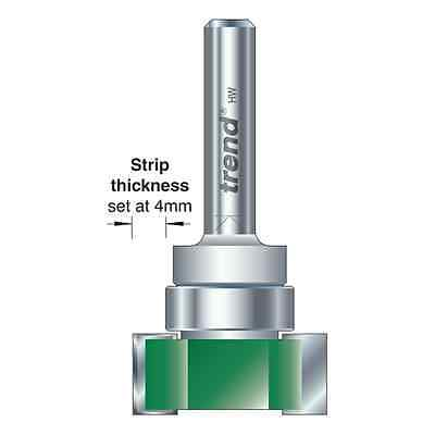 Trend Intumescent cutter set 10mm x 24mm C209X1/4TC FREE FIRST CLASS DELIVERY
