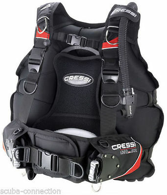 Cressi Light Jac Buoyancy Compensator, XLG