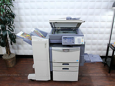 Toshiba e-STUDIO 2830c Color MFP Copier Printer USB Scan Fax ~ 2830 3530C 4520c