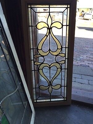 Sg 512 Antique Beveled Center Transom Window