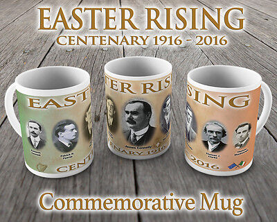 1916 Easter Rising Commemorative Mug