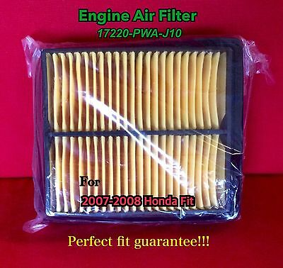 AF5657 High Quality Engine Air Filter For 2007-08 HONDA FIT AF4019 CA10233 49086