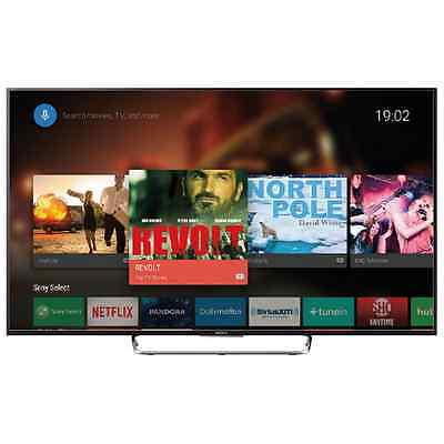 Sony KDL65W855CBU 65 Inch Smart 3D LED 1080p Full HD Freeview HD TV 4 HDMI New