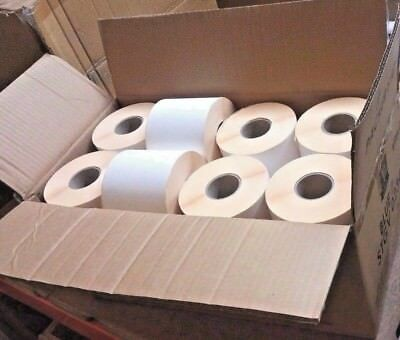 Thermal Labels Roll Plain 500 on a Roll for Zebra Toshiba Citizen 100mm x 150mm