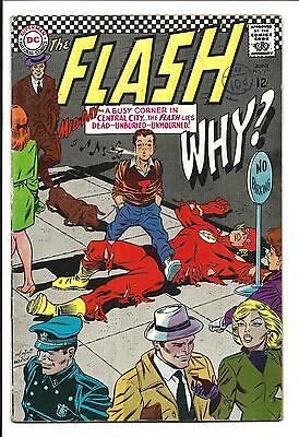 Flash # 171 (June 1967), Fn+