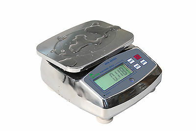 13 LB x 0.0005 LB Tree WPB Waterproof Basic Portion Control Scale NEW !!!