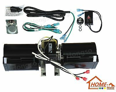 Heat N Glow GFK-160A, Regency Wood Stove Insert Replacement Fireplace blower ...