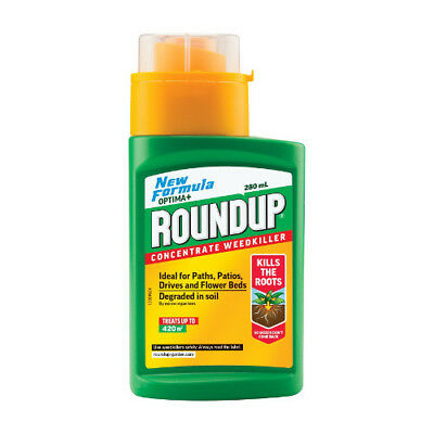 NEW Roundup Optima Weedkiller 280ml rrp £18.00 OUR PRICE £13.65