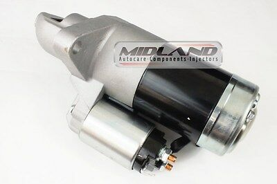 2Kw Uprated Starter Motor For Mazda Rx8 Wankel 192 231 250 Bhp Manual  *New*