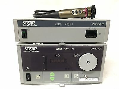 Storz Image One Camera System (A3) with Xenon175 Light Source