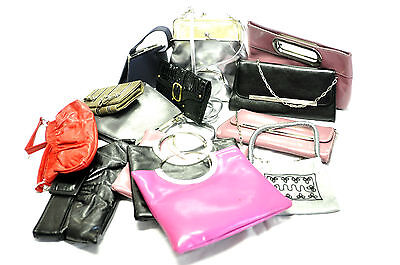 Wholesale/Joblot  X 50 Ladies Fashion Purses/Handbags Assorted Mix Brand New