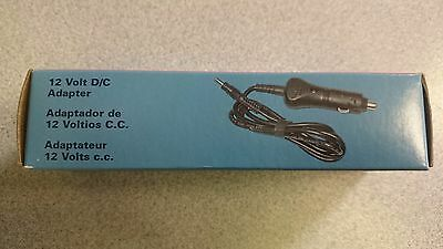 Maglite ARXX065 Mag Charger Flashlight 12 Volt DC Straight Cord Adapter ZZ040207