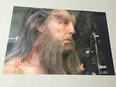 MIKAEL PERSBRANDT  'DER HOBBIT'  In-person signed  Photo 20x30 Autogramm