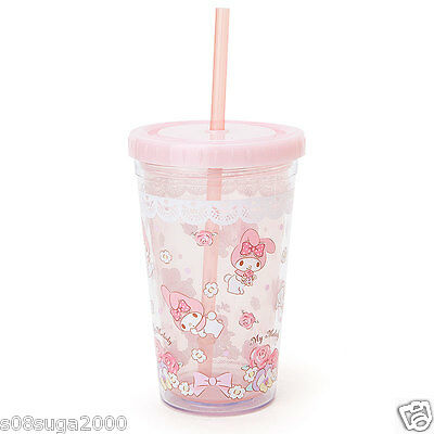 My melody Straw cup F/S Kitchen SANRIO from JAPAN