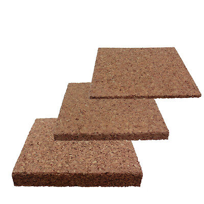 Cork Underlay with Duct tape 3, 6, 10 mm Spacer Underlay Pad Distance from