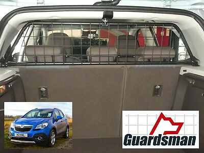 Vauxhall Mokka  / Mokka X  Dog Guard - Guardsman part no.G1315
