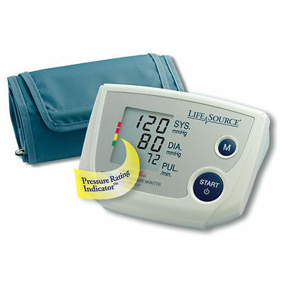Life Source UA-767PV Digital Blood Pressure Monitor Med Cuff Home Test Machine